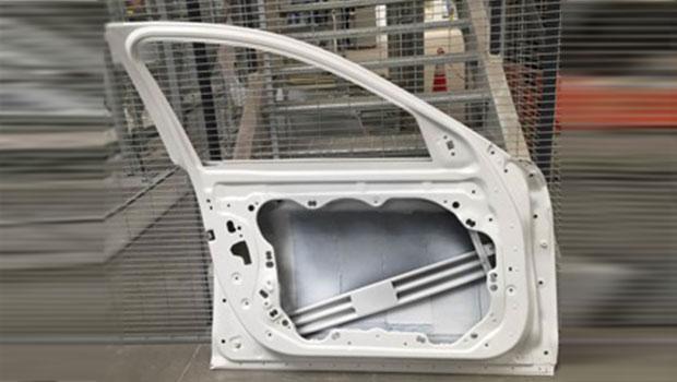 铝合金激光焊接在白车身上的应用