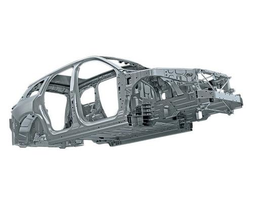 蔚来ES8全铝车身的激光焊接