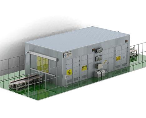 一汽大众CCSB激光项目