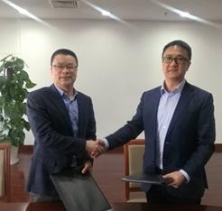 同高科技与太仓港区管委会签订汽车工程装备项目