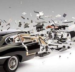 激光切割汽车零部件