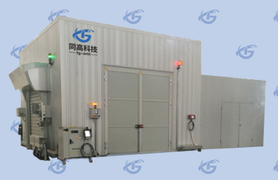 All aluminum alloy laser protection room