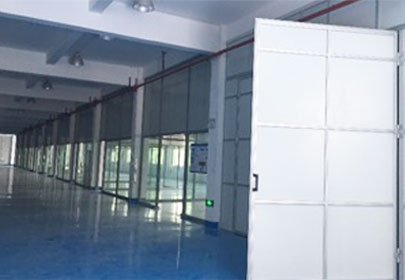 2000m² laboratory